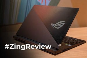 Đánh giá ROG Zephyrus S - laptop gaming mỏng nhất thế giới