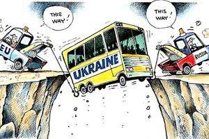 'Ukraine bỏ bánh mì Nga để đi ăn bánh vẽ châu Âu'