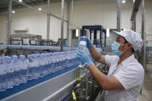 Nhà máy nước tinh khiết từ mạch nước ngầm núi lửa triệu năm ở Nghệ An