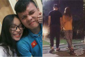 Giữa tin đồn chia tay, Quang Hải dắt bạn gái đi nghỉ dưỡng