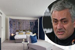Bên trong khách sạn Mourinho thuê trong thời gian dẫn dắt MU