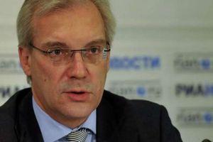 Nga sẵn sàng thảo luận với NATO về ngăn ngừa đụng độ, tránh hiểu lầm