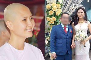 Người đẹp Hoa hậu Việt Nam từng xuất gia lên tiếng về 'nghi án' giật chồng