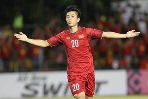 Văn Đức giành giải Bàn thắng đẹp nhất AFF Cup 2018