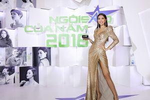 Hoa hậu Siêu quốc gia châu Á Minh Tú giành giải 'Ngôi sao Thời trang'