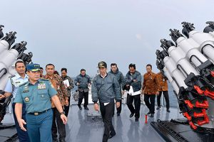 Xây căn cứ quân sự sát Biển Đông, Indonesia dội gáo nước lạnh vào Trung Quốc?