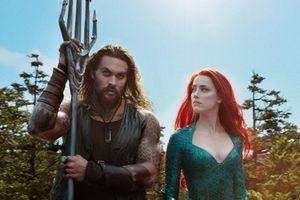 'Aquaman': Thắp sáng lại hy vọng cho vũ trụ điện ảnh của DC