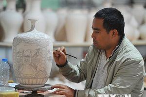 Về thăm làng gốm Bồ Bát xưa - 'tổ nghề' của gốm Bát Tràng