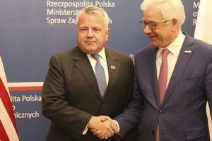 Ba Lan ký thỏa thuận mua khí đốt tự nhiên từ Mỹ trong hơn 20 năm