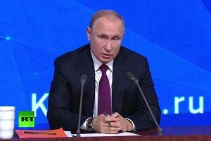 Tổng thống Putin trả lời sao về nguy cơ chiến tranh hạt nhân với Mỹ?