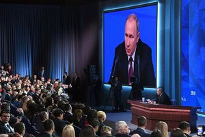 Tổng thống Putin nói gì về việc Mỹ quyết định rút quân khỏi Syria?