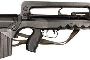 Cận cảnh súng trường tấn công nhanh nhất thế giới FAMAS