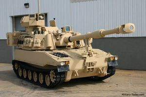 Khám phá uy lực pháo tự hành có khả năng phòng không M109A7 Paladin