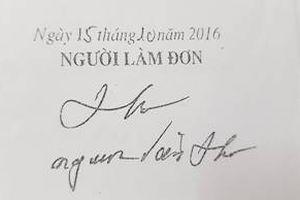 Kỳ II: Điều gì ẩn sau dấu hiệu mạo chữ ký?