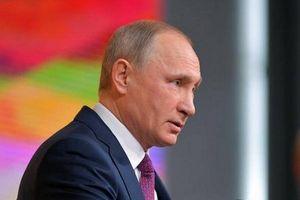 Hơn 1.700 phóng viên dự cuộc họp báo của Tổng thống Putin