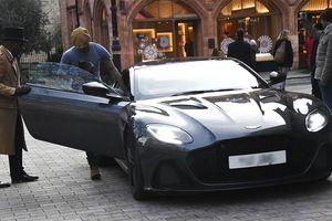 David Beckham 'chiêu mộ' thêm siêu xe 6,6 tỷ Aston Martin DBS Superleggera 2018