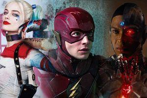 12 tên kinh điển mà DC đang 'rục rịch' sản xuất phim