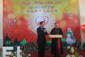 Lễ mừng giáng sinh tại Tòa Tổng giám mục Huế