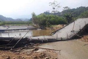 Vì sao cây cầu thiện nguyện ở Yên Bái bị sập?