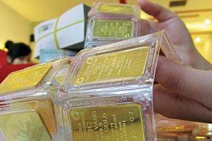 Giá vàng thế giới mất đà tăng