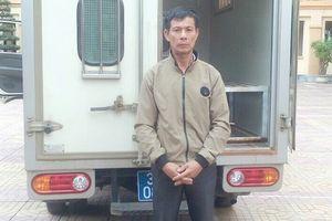 Hà Tĩnh: Bắt đối tượng truy nã sau 1 năm lẩn trốn