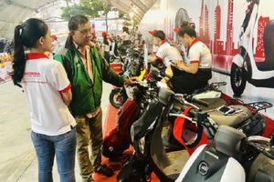 Honda Việt Nam bất ngờ với sự kiện ra mắt... xe máy điện Honda