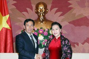 Tăng cường hợp tác giữa các cơ quan lập pháp Việt Nam – Mi-an-ma