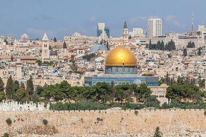 Ghé Jerusalem: Thiên đường của những cổng tháp lịch sử