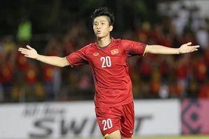 Bàn thắng của Phan Văn Đức đẹp nhất AFF Cup 2018
