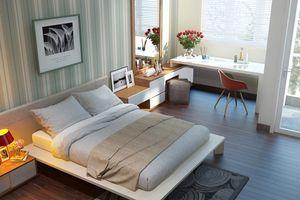 Phòng ngủ tuyệt đẹp dành cho bạn trẻ