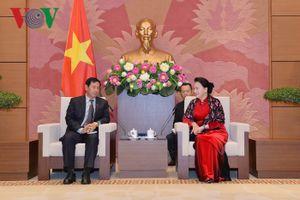 Việt Nam và Myanmar đẩy mạnh hợp tác phát triển kinh tế, xã hội