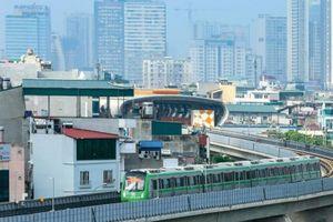 Tuyến đường sắt Cát Linh - Hà Đông: Phấp phỏng ngày ra mắt