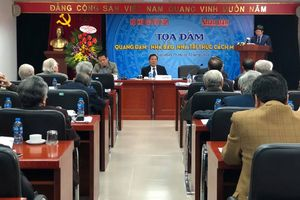 'Quang Đạm - Nhà báo, nhà trí thức cách mạng'