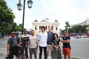 Truyền hình Discovery ra mắt phim 'Cách người Việt Nam thay đổi viễn thông tại Đông Phi'