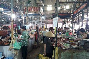 Vì sao tiểu thương các chợ không niêm yết giá?
