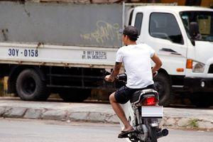 24 tổ tuần tra ở Hà Nội sẽ xử nghiêm việc không nón bảo hiểm