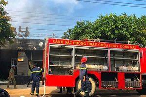 Thông tin mới nhất vụ cháy nhà hàng 6 người tử vong ở Đồng Nai