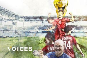 Bóng đá Việt Nam hậu AFF Cup: Biển lớn châu lục vẫn còn rất xa