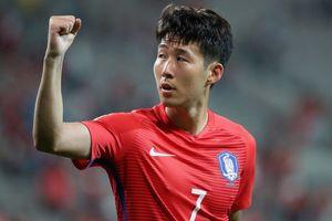 Son Heung-min: 'Tuyển Hàn Quốc đến Asian Cup 2019 để vô địch'