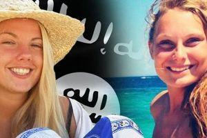 Sốc: IS hành quyết 2 thiếu nữ xinh đẹp trả thù Mỹ ở Syria