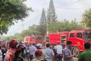 Lộ nguyên nhân gây ra vụ cháy thảm khốc 6 người tử vong ở Đồng Nai
