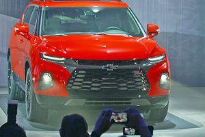 Chevrolet Blazer 2019 giá từ 925 triệu tại Thái, sắp về Việt Nam?