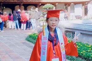 Hai học sinh trường huyện đạt giải cao tại Festival Trạng nguyên tiếng Anh