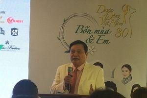 Chương trình Duyên Dáng Việt Nam lần thứ 30 không bán vé