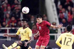 Tuyển thủ Trần Đình Trọng: 'Cannavaro' của Việt Nam