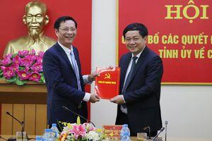 Bổ nhiệm giám đốc trung tâm truyền thông cấp tỉnh đầu tiên của Việt Nam