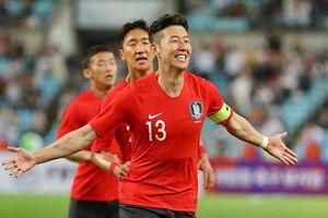 Son Heung-min 'hy sinh' 2 trận đấu tại Asian Cup để đấu Man Utd!