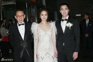 Trùm giải trí Hong Kong cùng dàn sao tới dự đám cưới Chung Hân Đồng và bác sĩ