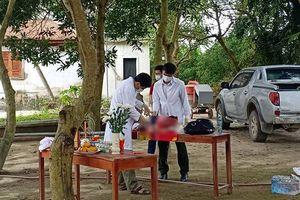 Hà Tĩnh: Thi thể bé gái sơ sinh đặt trước cổng chùa