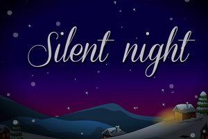 Quê nhà mừng sinh nhật 200 tuổi bài hát Giáng sinh 'Silent Night'